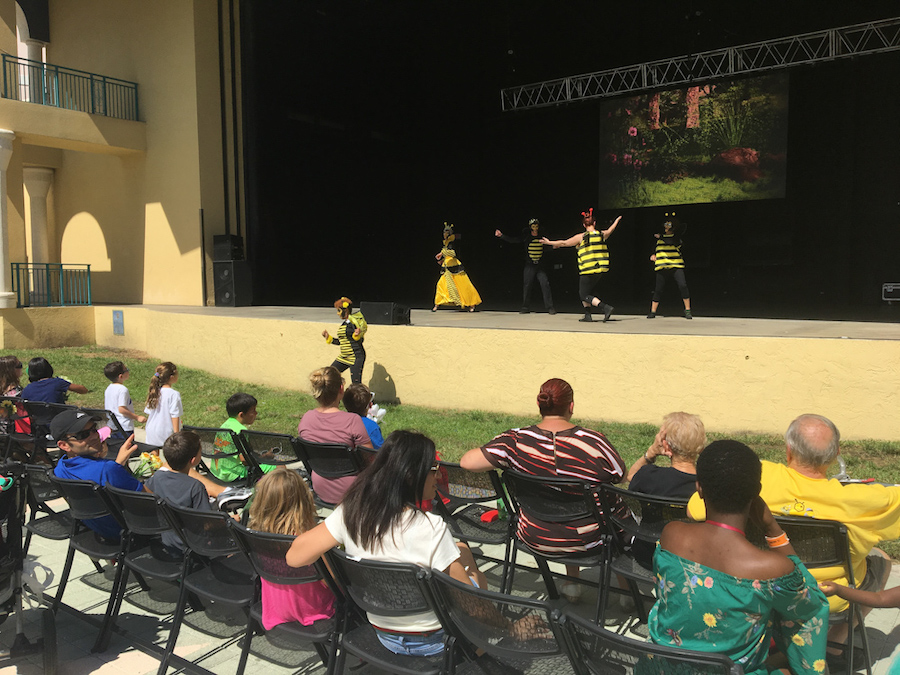 Van Kirk & Sons Pools & Spas Were One of the Sponsors For The Amazing Bee's Festival in Boca Raton!