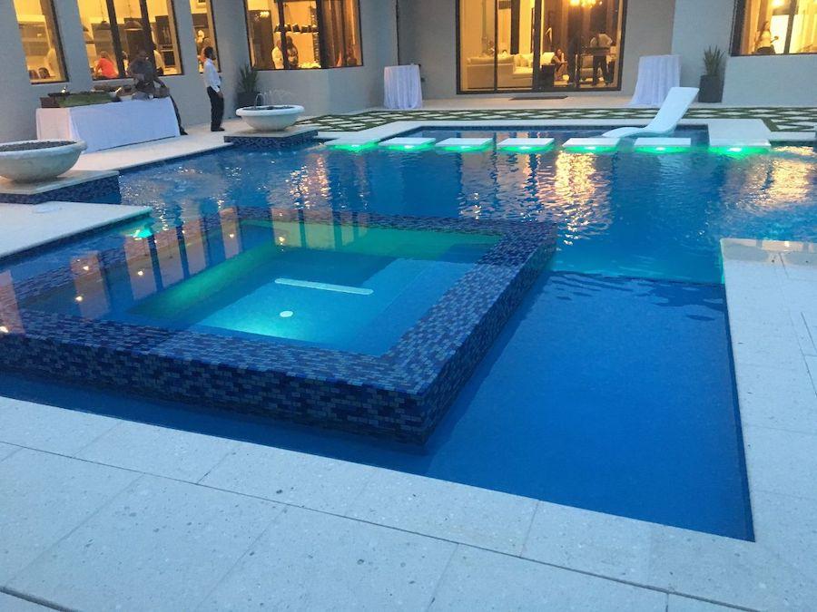 Van Kirk & Sons Pools & Spas Sponsors Broker Open House with Lifestyle Magazine